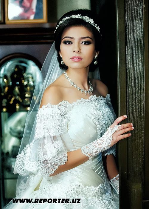 фото узбекских невест новом